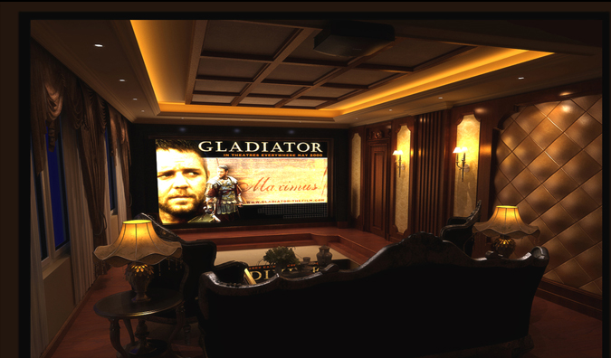Adept Cinema, UK  Installed 3 AP Platinum LCR's, 4 AE 963 Sides, 2 AE 963 Rears, 4 - AE 653C Dolby Atmos and 4 SB 15 SE Subs
